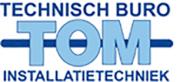 Comfortabel en duurzaam binnenklimaat – Technisch Buro TOM Logo